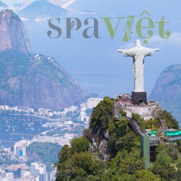 Tận hưởng thư giãn Vàng ở Rio