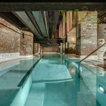 """Có gì độc đáo ở """"một ngày tắm thư giãn"""" tại spa AIRE ANCIENT BATHS NEW YORK."""