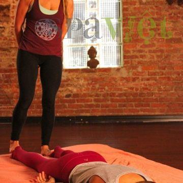 Hướng dẫn thực hành Massage Thái