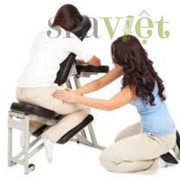 Hướng dẫn thực hiện massage ghế