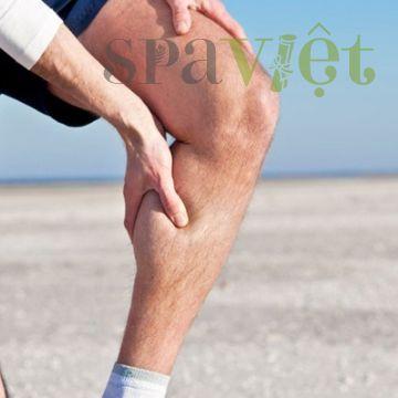 Trị liệu đau cơ – Phần 3 : Bắp chân và bàn chân
