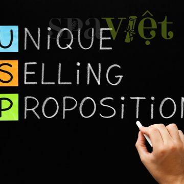 Tiếp thị thành công cho Spa – Thẩm mỹ viện dựa trên USP