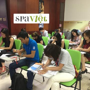 Đăng ký các Khóa học Miễn phí Trung tâm Đào tạo Spa Việt