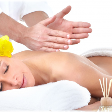 Dạy Massage Toàn Thân Phối Hợp 4 Môn