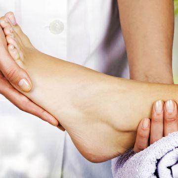 Học Massage Chân Trị Liệu