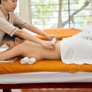 Khóa đào tạo Massage Tre