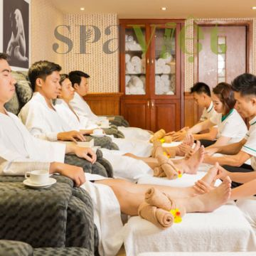 Khóa Học Massage Foot Trung Hoa