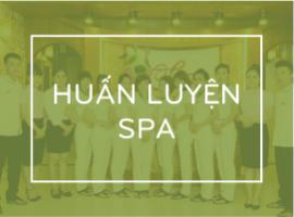Huẩn luyện nhân sự Spa, Trung tâm massage, Khách sạn, Resort
