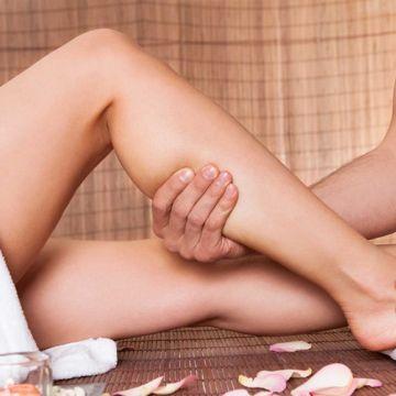 Dạy Massage Thụy Điển: Kỹ Thuật Xoa Bóp Bắp Chân