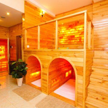 Gia tăng thu nhập kinh doanh Spa cùng Phòng xông hơi Đá muối Himalaya