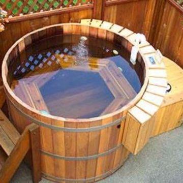 Tăng hiệu quả kinh doanh Spa cùng Bồn tắm gỗ như thế nào?