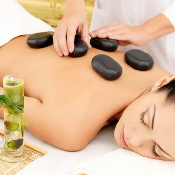 Hướng Dẫn Thực Hành Massage Đá Nóng